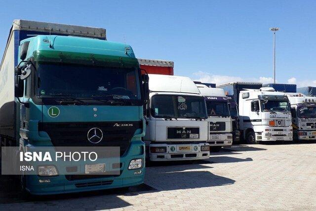 صادرات 614 هزار تُن انواع کالا از طریق پایانه مرزی دوغارون