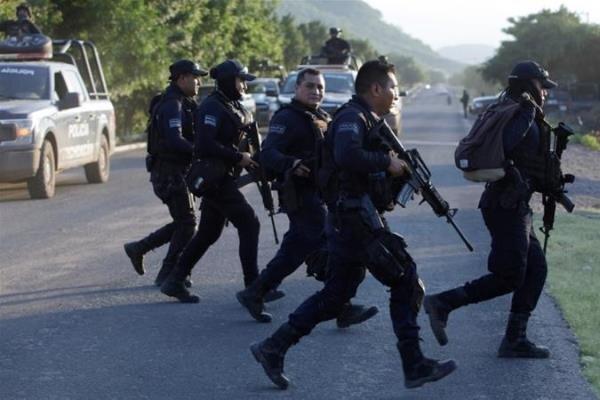 درگیری گروههای مسلح در مکزیک، 19 تن کشته شدند
