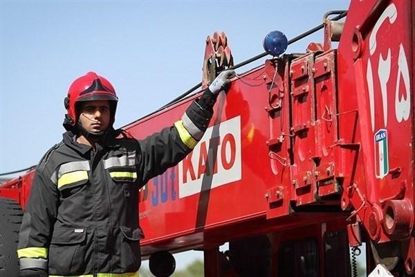 در سال گذشته، 6 هزار و 773 نفر به جمع آتش نشانان داوطلب پیوستند