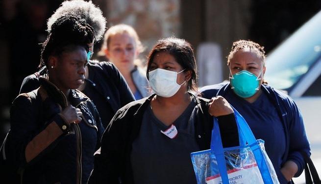 آمار مرگ سیاه پوستان مبتلا به کرونا در آمریکا بیش از دو برابر سفیدپوستان است