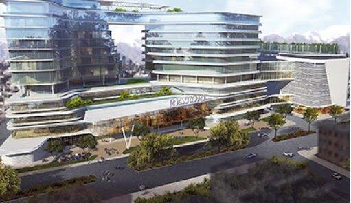 احداث مرکز تجارت جهانی ری فورت در جنوب شهر تهران ، اراضی ناسازگار احیا می شوند