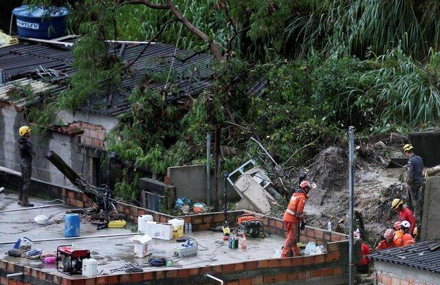 طوفان در گواتمالا جان بیش از 50 تن را گرفت