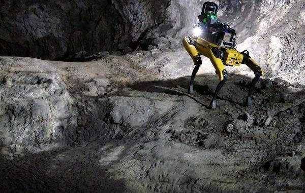 ناسا میخواهد سگ رباتیک به مریخ بفرستد