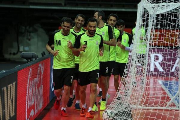 تصاویری از ریکاوری تیم ملی فوتسال بعد از بازی سنگین با ازبکستان