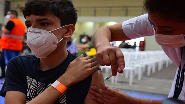 12ساله ها می توانند برای تزریق واکسن ثبت نام نمایند